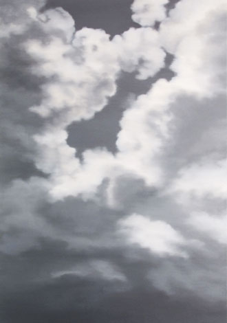 Other Clouds, painting by Teresa Dias Coelho