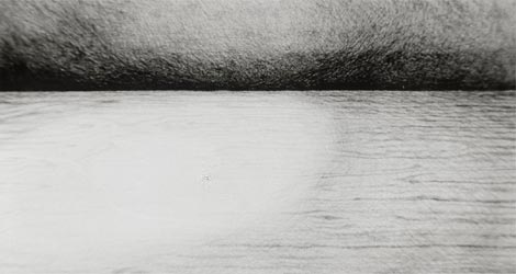 Table of the Sea, drawing by Teresa Dias Coelho